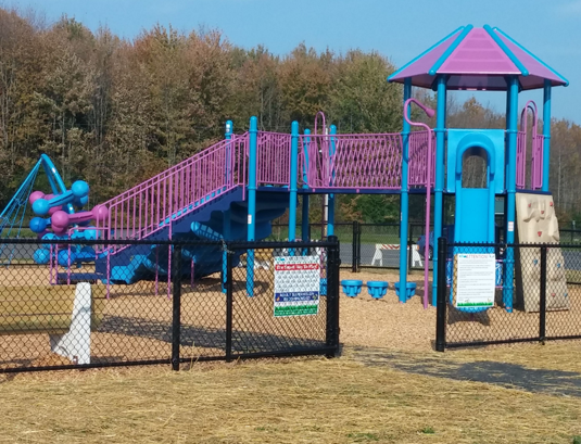 playground in west virginia
